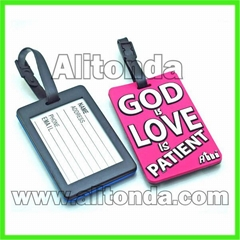 Luggage tag customized t