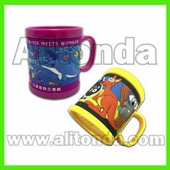 Mug children mug cartoon mug decoration mug promotional mug customized