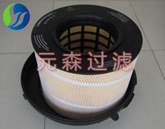 MTU滤芯0180947602空气滤清器
