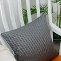 中式抱枕简约现代红木沙发床上靠枕车里办公室腰枕含芯靠背垫套 5