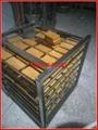 豆干烟熏炉生产厂家,电加热50kg豆干熏烤炉功能说明 4