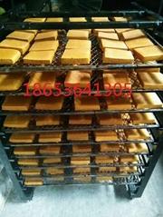 豆干烟熏炉生产厂家,电加热50kg豆干熏烤炉功能说明