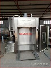 豆乾煙燻爐,電加熱50kg豆乾燻烤爐 邵陽燻豆腐干機