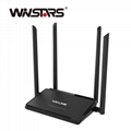 High Power Wireless N broadband Router with Four Antennas 2