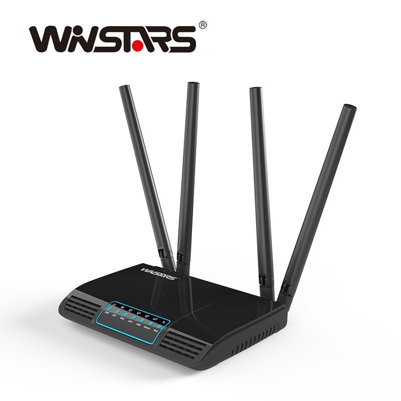 AC1200 Wireless Smart Dual Band WiFi Router with Smart APP Management CE FCC  1