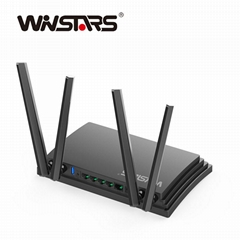 AC 1300 Mbps Dualband Smart Wifi Router
