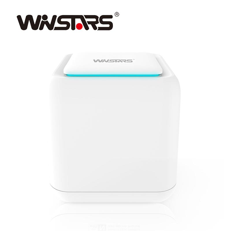 300Mbps cubic wifi touchlink wireless router 1