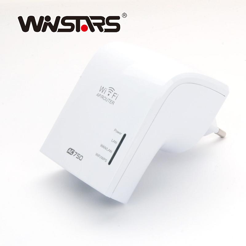 AC750 WIFI Repeater Range Extender Mini Wireless Router  2