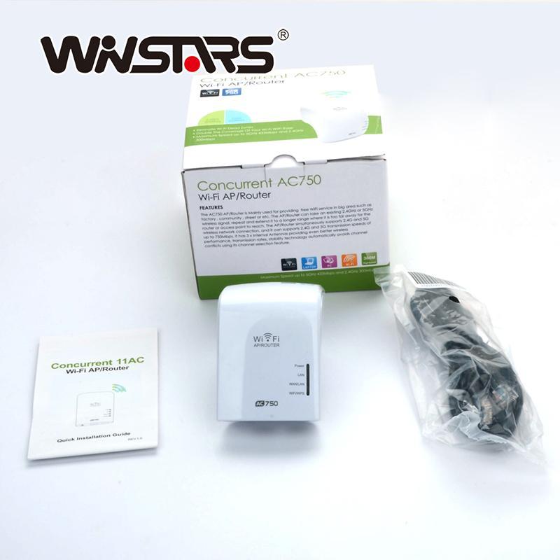 AC750 WIFI Repeater Range Extender Mini Wireless Router  4