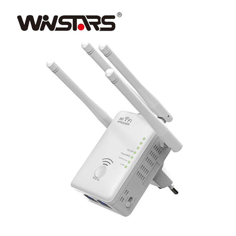 3 in 1 AC1200 Dual Band Wireless Router Repeater AP  3