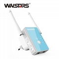 AC750 Dual Band Long Range Wireless Router Repeater AP with 2 Omni antennas 1