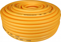 8.5mm PVC Rubber Fiber Reinforced High Pressure Spray Hose, Electric Pressure Wa
