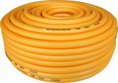8.5mm PVC Rubber Fiber Reinforced High Pressure Spray Hose, Electric Pressure Wa