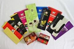 Coffee, Tea, Powders Packaging Bags