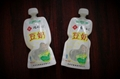 Juice, Jam, Yogurt, Jelly, Liquor Drink Packaging Stand Up Spout Pouch 3