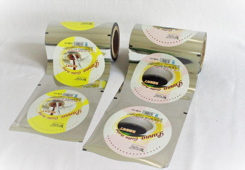 Various top-web lidding film 2