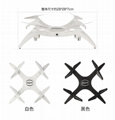 RC150H 2.4G RC Detachable DRONE TOY QUADCOPTER Altitude Hold with Camera 480P HD