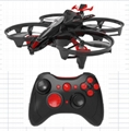 2.4G 4CH RC Concept F1 Racing Drone car toys Altitude Hold Mode quadcopter helic