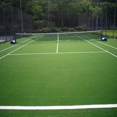 sport tennis field artificial grass