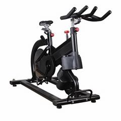 Swing spin exercise bike