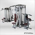 eight stations multi gym equipment,multi