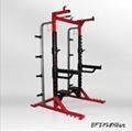 Professional squat cage, Half Rack,squat