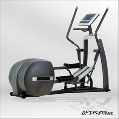Commercial gym cardio machine cross trainer machine/magnetic elliptical machine