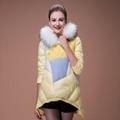 Fur collar women down jacket 3