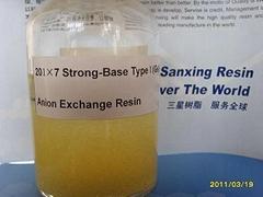 離子交換樹脂