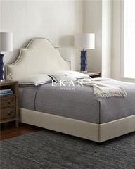 Simple Style Bedroom Fur