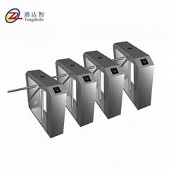 304 stainless steel bridge-type turnstile for manufacturer
