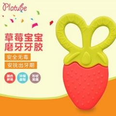 廠家批發寶寶水果磨牙棒玩具