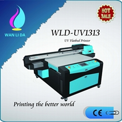 WLD-UV1313 UV FLATBED PRINTER