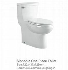 water save ceramic toilet