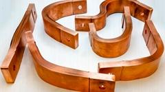 铜软连接 工厂直供 新能源汽车专用软连接 软铜排