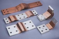 铜软连接 新能源汽车专用软连接 定制软铜排