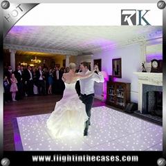 RK starlight dance floor led dance floor for Wedding