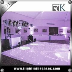 RK used led dance floor for sale portable dance floor craigslistled for Wedding