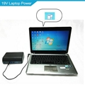 Multifunction rohs solar charger instruction mobile solar laptop charger 4