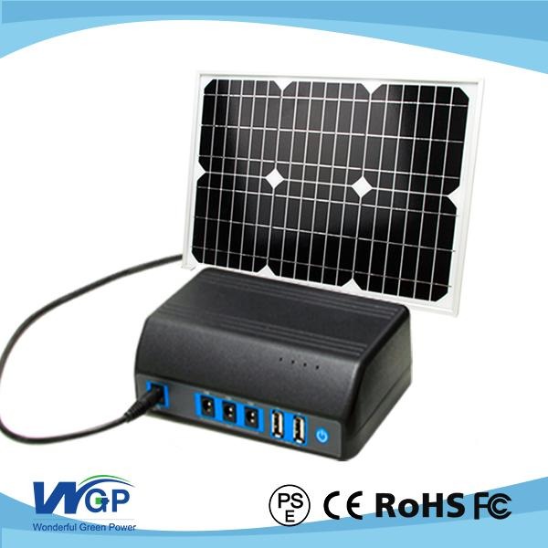Multifunction rohs solar charger instruction mobile solar laptop charger 5