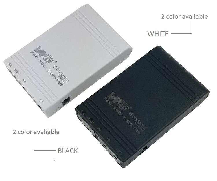 Rohs certificated wallet size portable wireless router power bank 5v 9v 12v mini 5