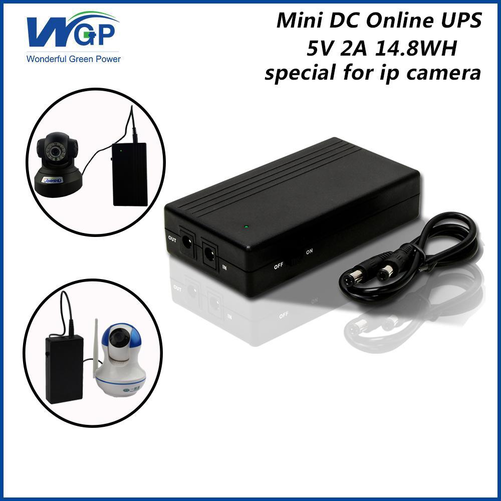 b8019ec97e8 long warranty portable ups power supply 5v compact lithium ion mini ups for  cctv 1 ...