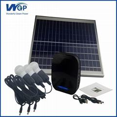solar appliances portable mini lithium ion battery solar generator system