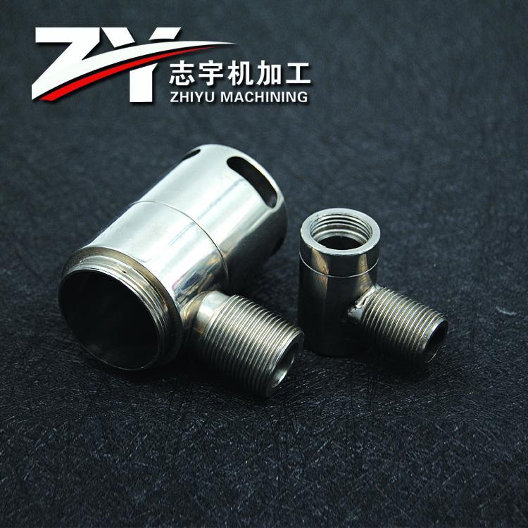 不鏽鋼機械零部件 1