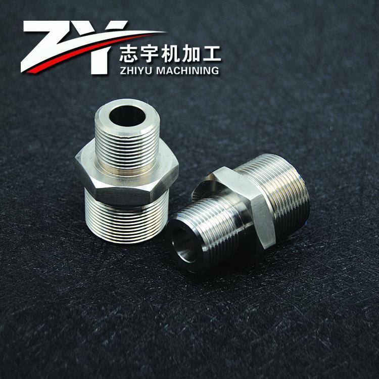 不鏽鋼機械零部件 2