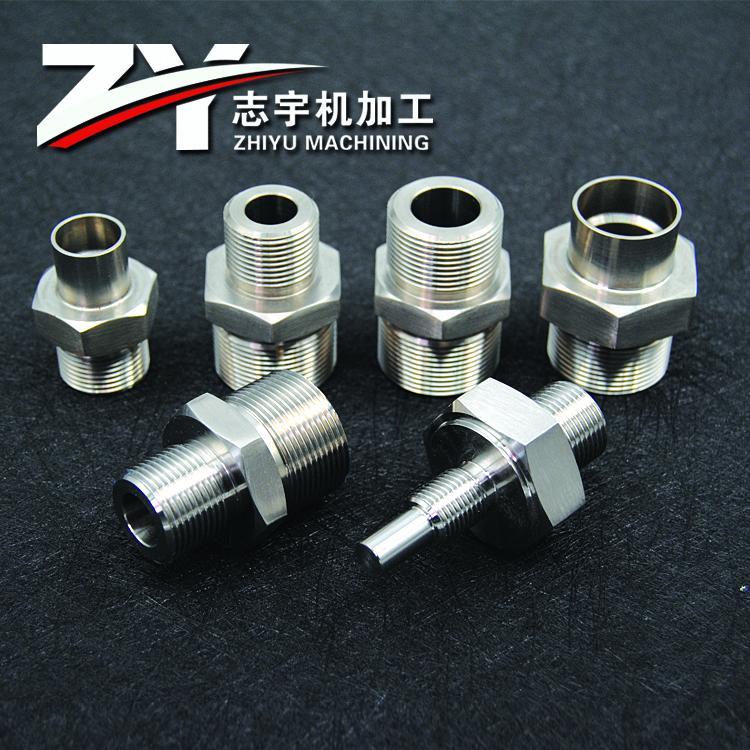 不鏽鋼機械零部件 5