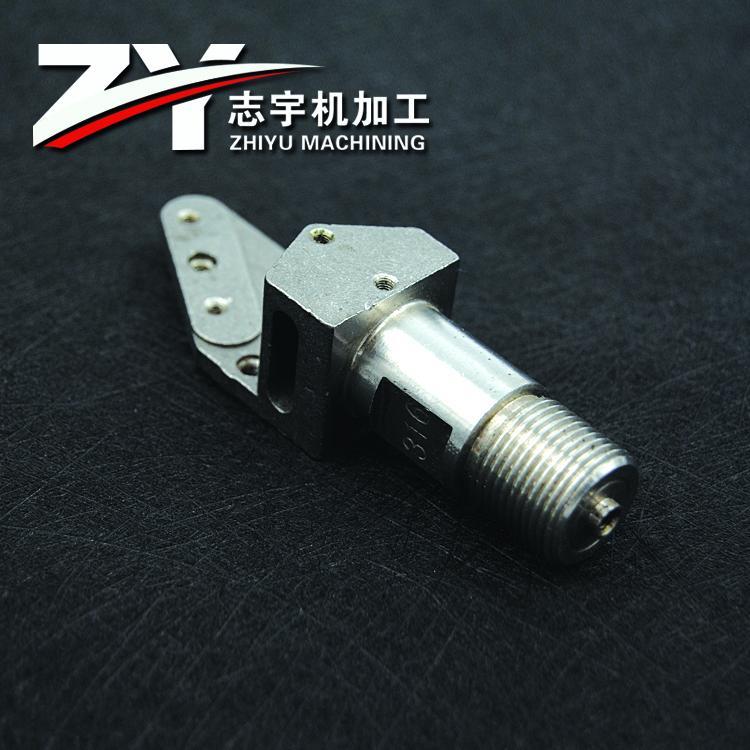 泰州304不鏽鋼接頭定製加工 2