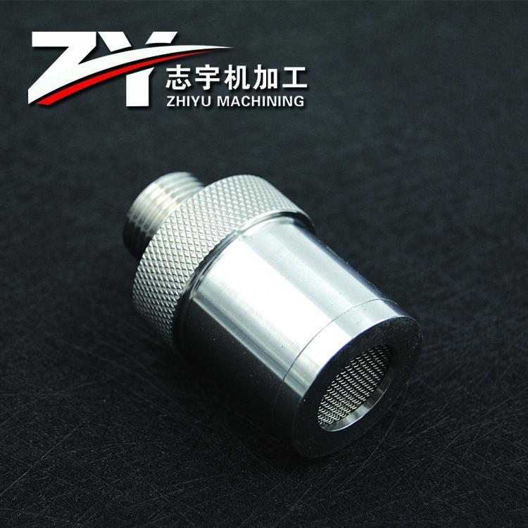 泰州304不鏽鋼接頭定製加工 3