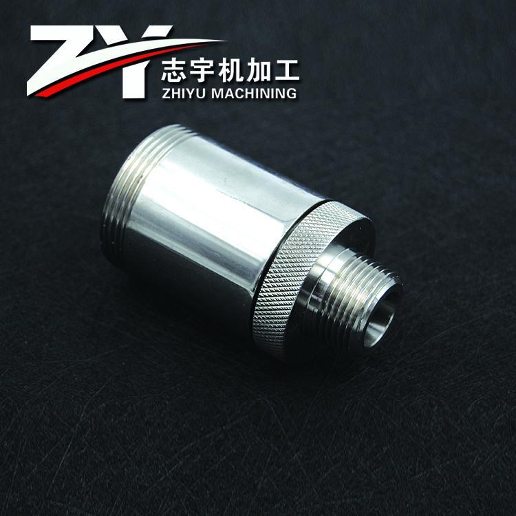 泰州304不鏽鋼接頭定製加工 4