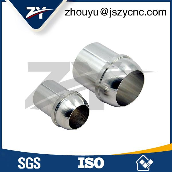 G1/2外螺紋不鏽鋼管接頭加工 2